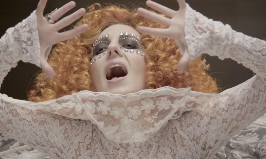 Певица ILLARIA предстает в совершенно неожиданных образах