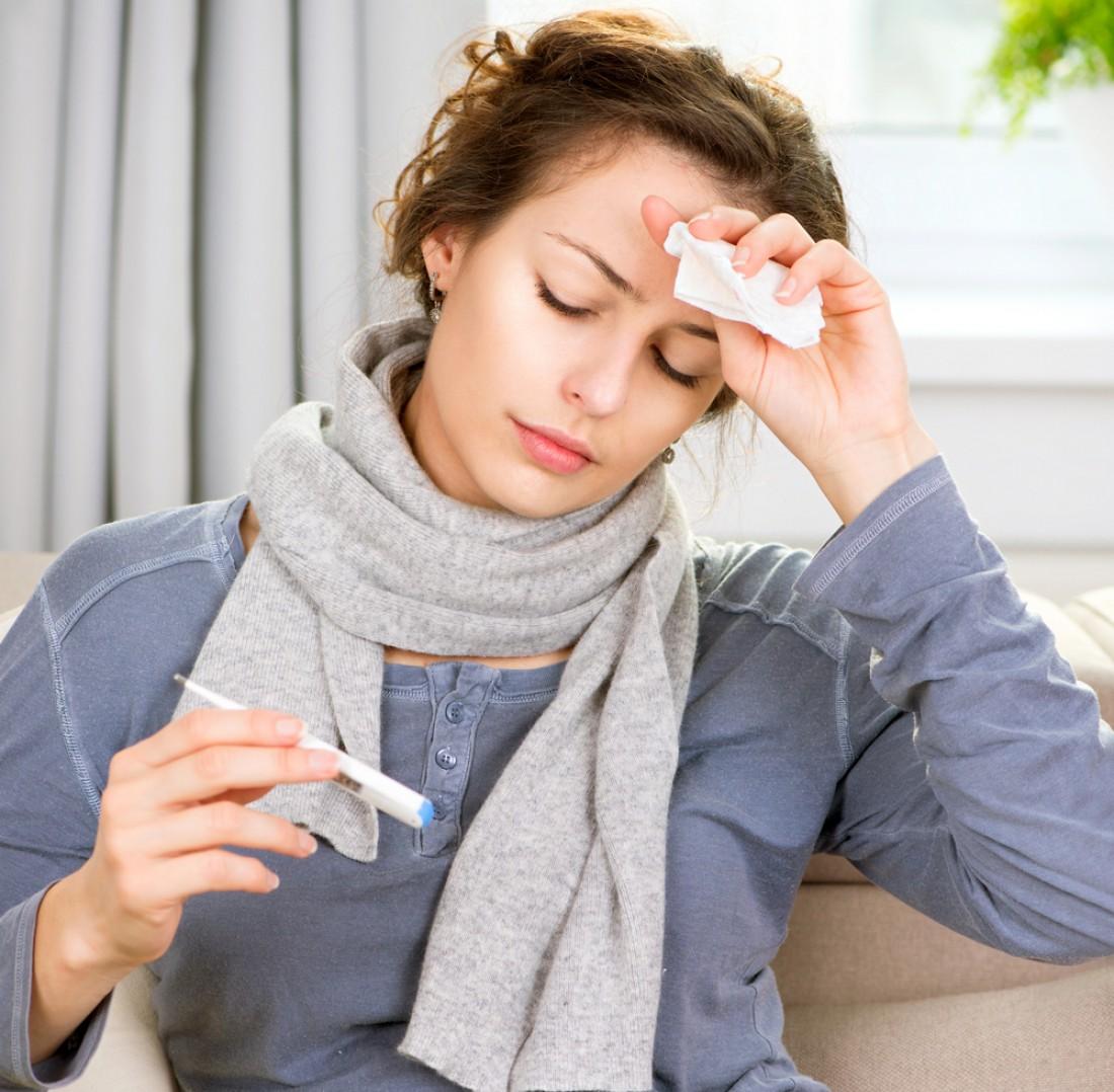 Резкие колебания температуры ослабляют иммунитет