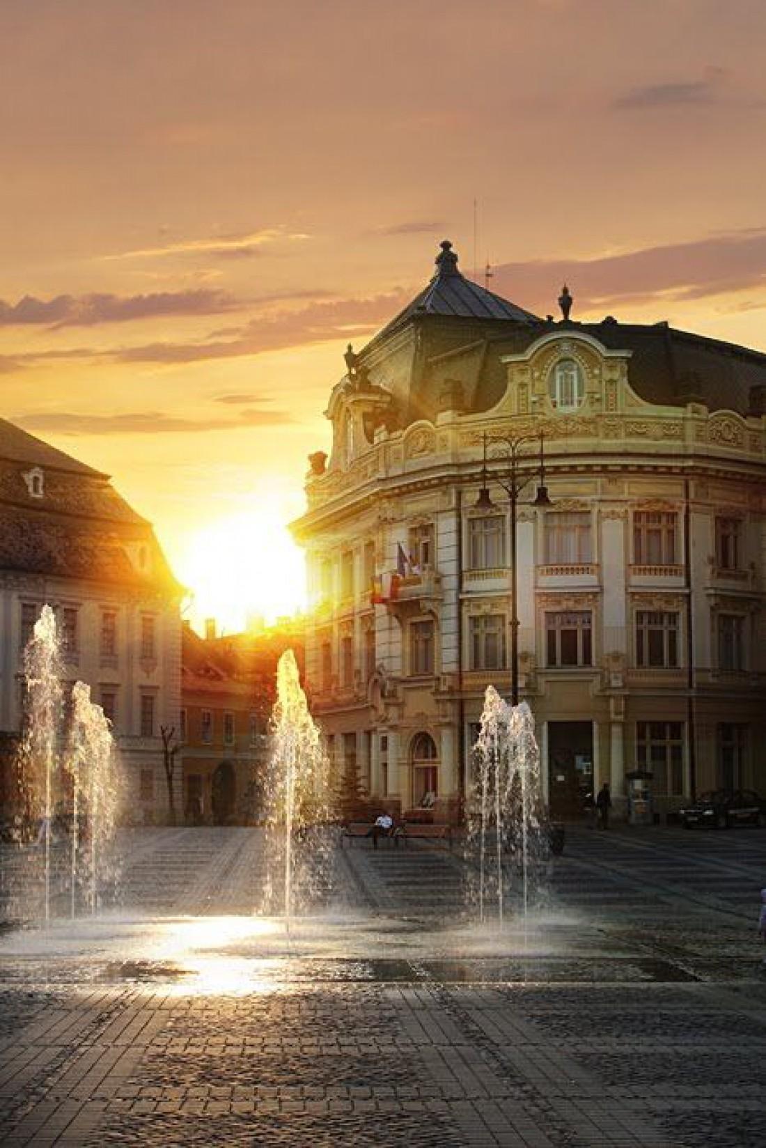 На родине графа Дракулы: Красивейшие места Румынии
