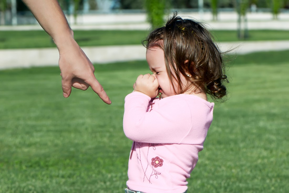 Почему нельзя наказывать детей