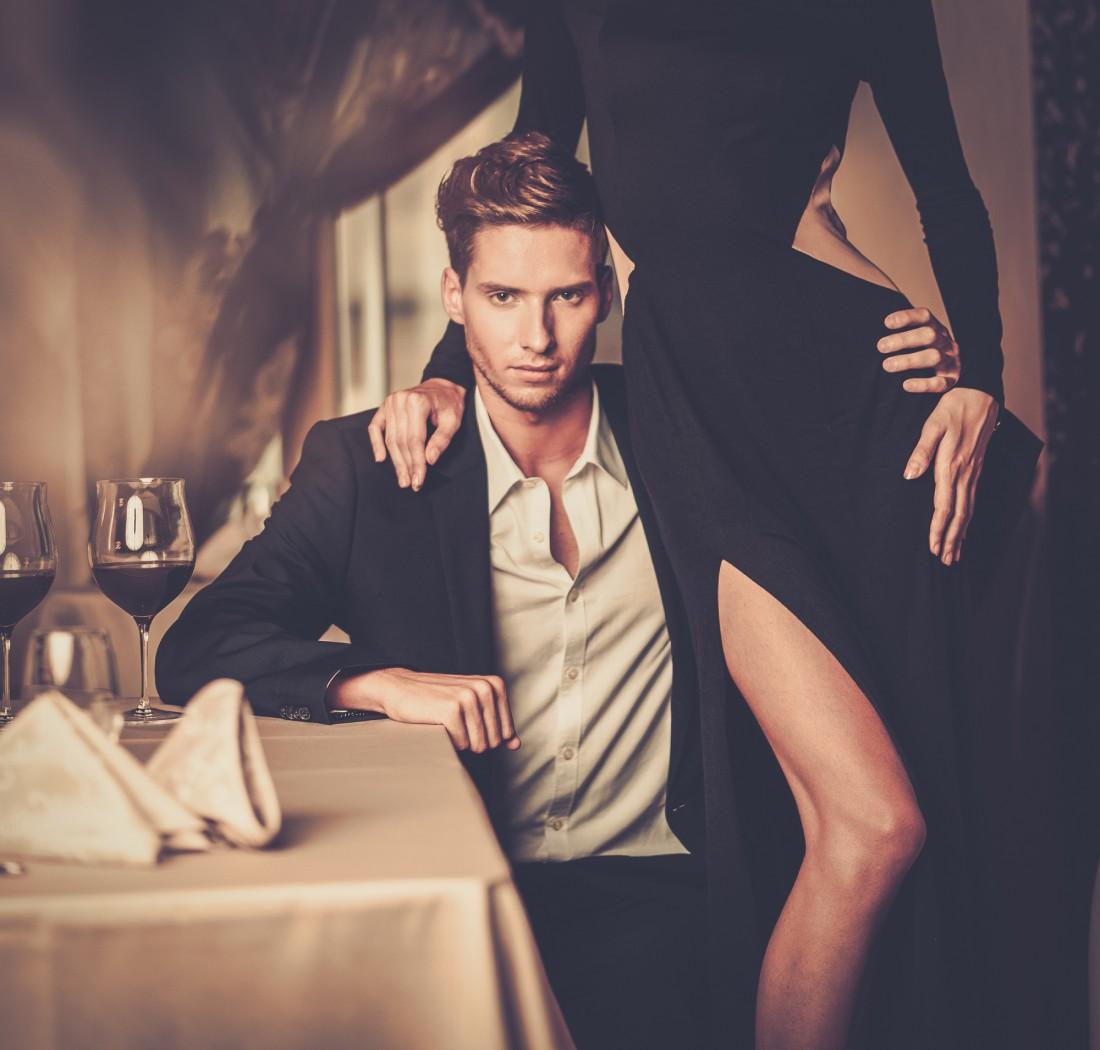 Секс с младшим партнером