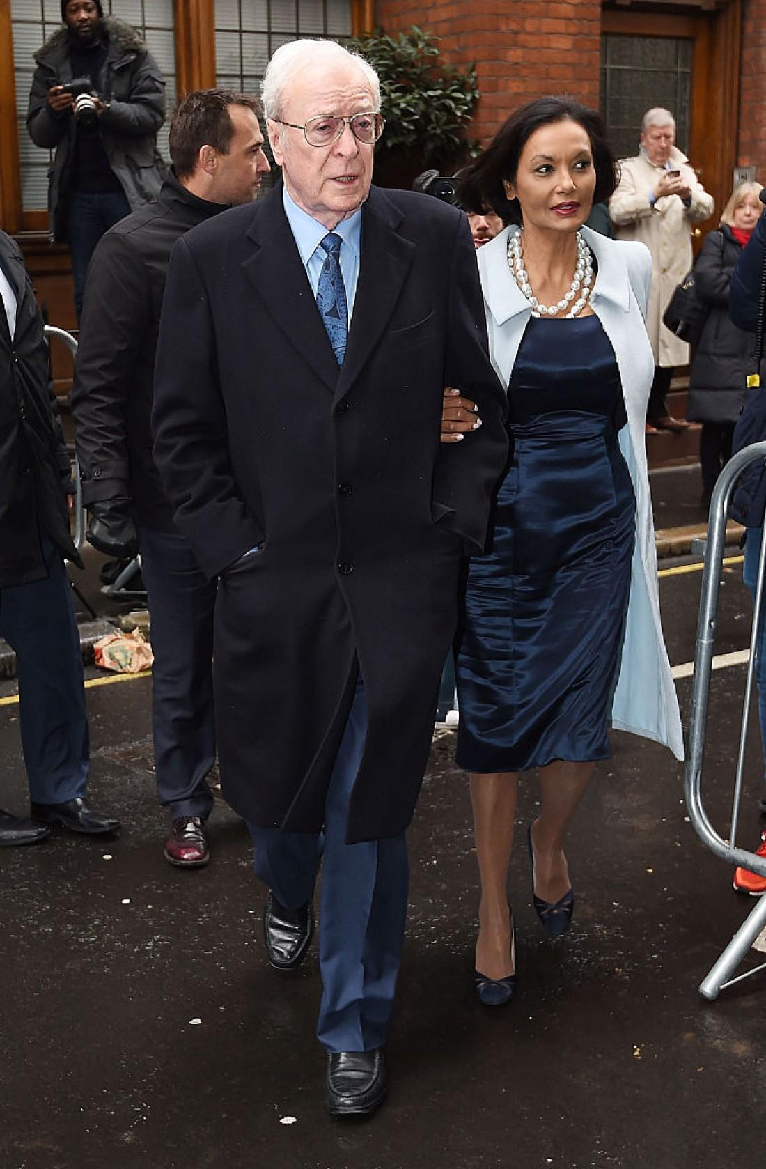 Майкл с женой Шакирой