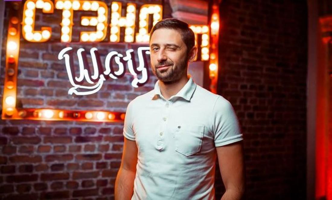 Стэндап шоу с Андреем Шабановым