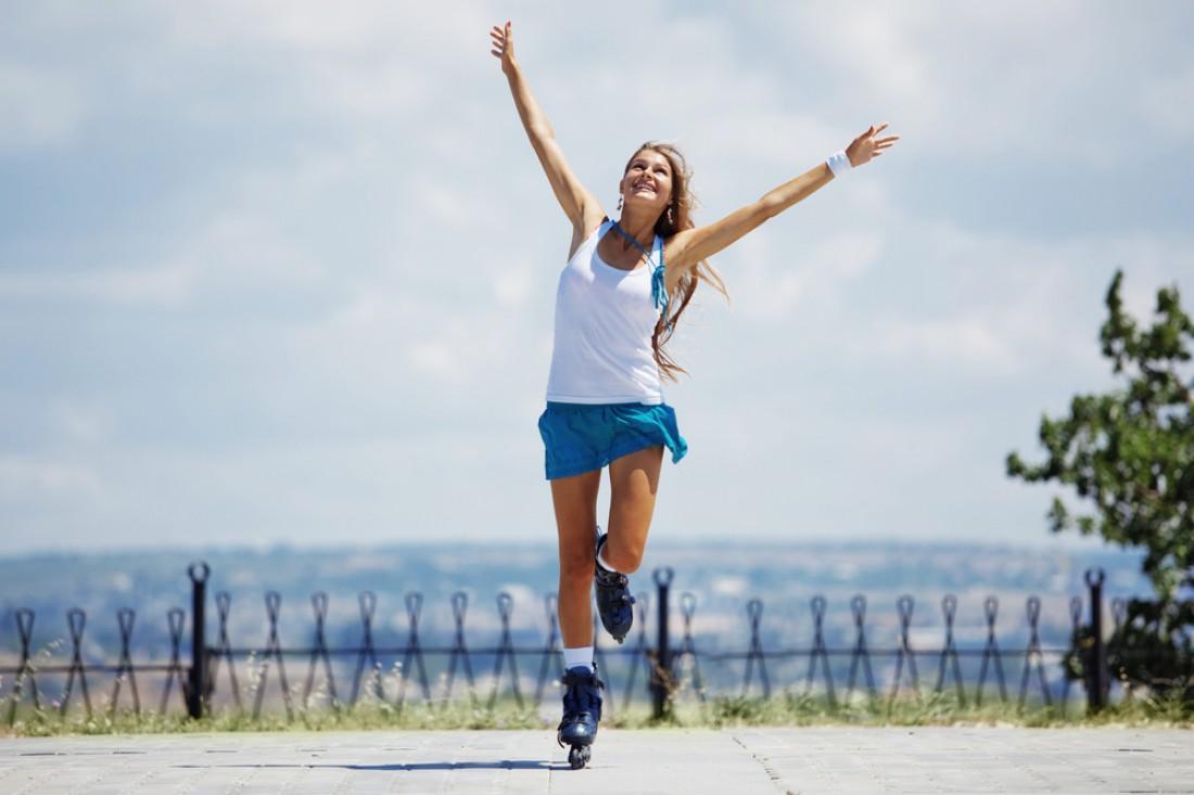 Физическая активность – залог счастья