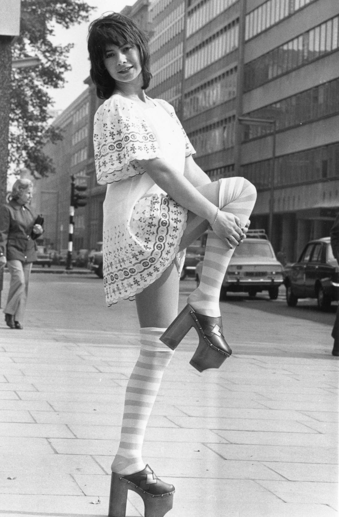 В 70-е слейв-браслеты пережили бурный, но короткий всплеск