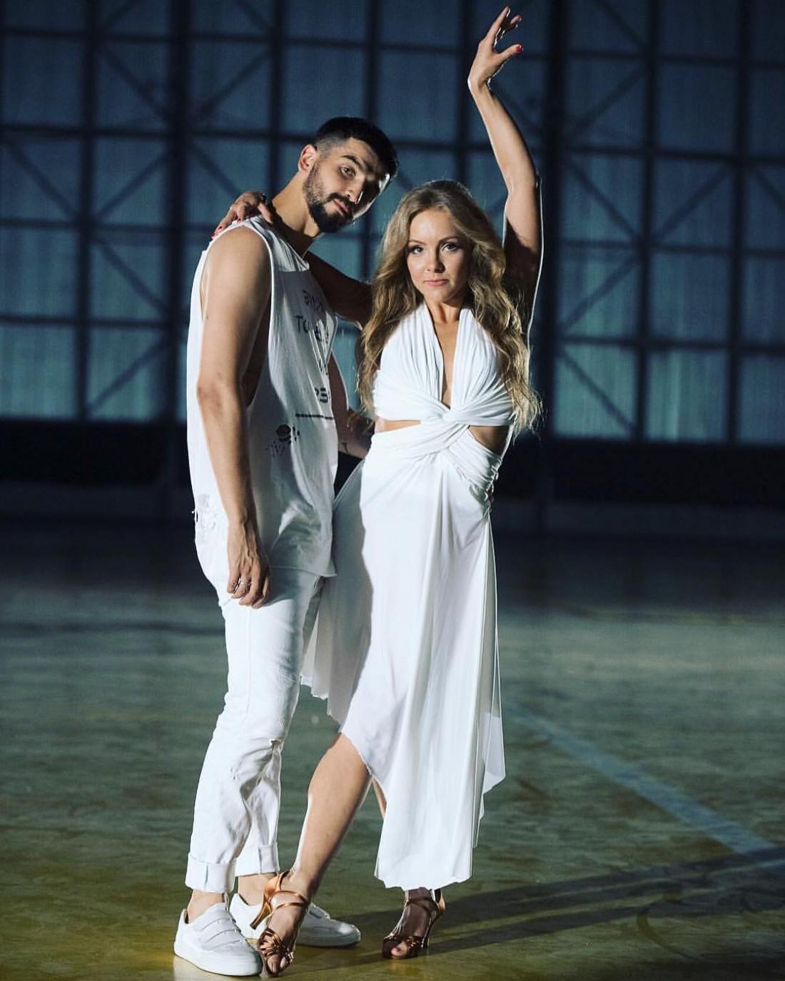 Танцоры шоу Танці з зірками