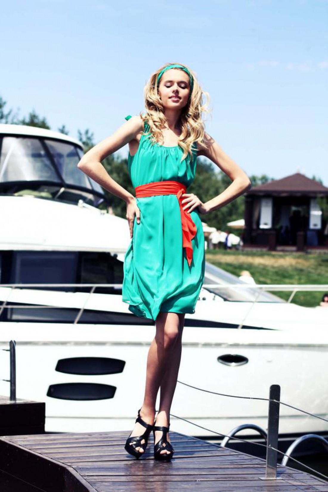 Главное правило – платье не должно сковывать движения