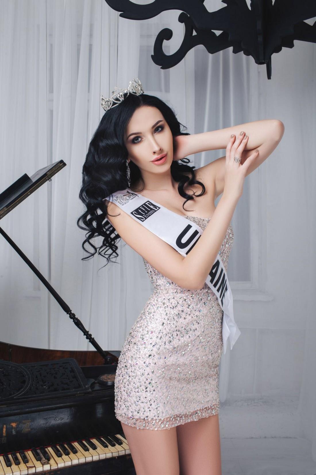 Photomodel of Universe: украинка признана одной из лучших моделей мира