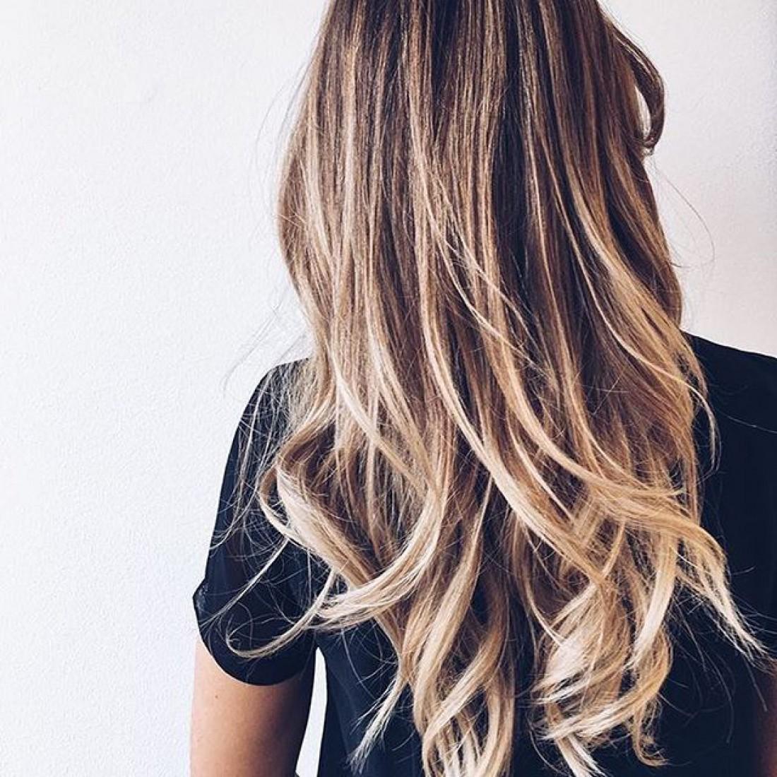 Длинные волосы – это результат правильного ухода