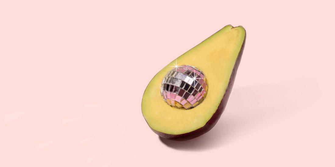 Изнай, как приготовить маску из авокадо