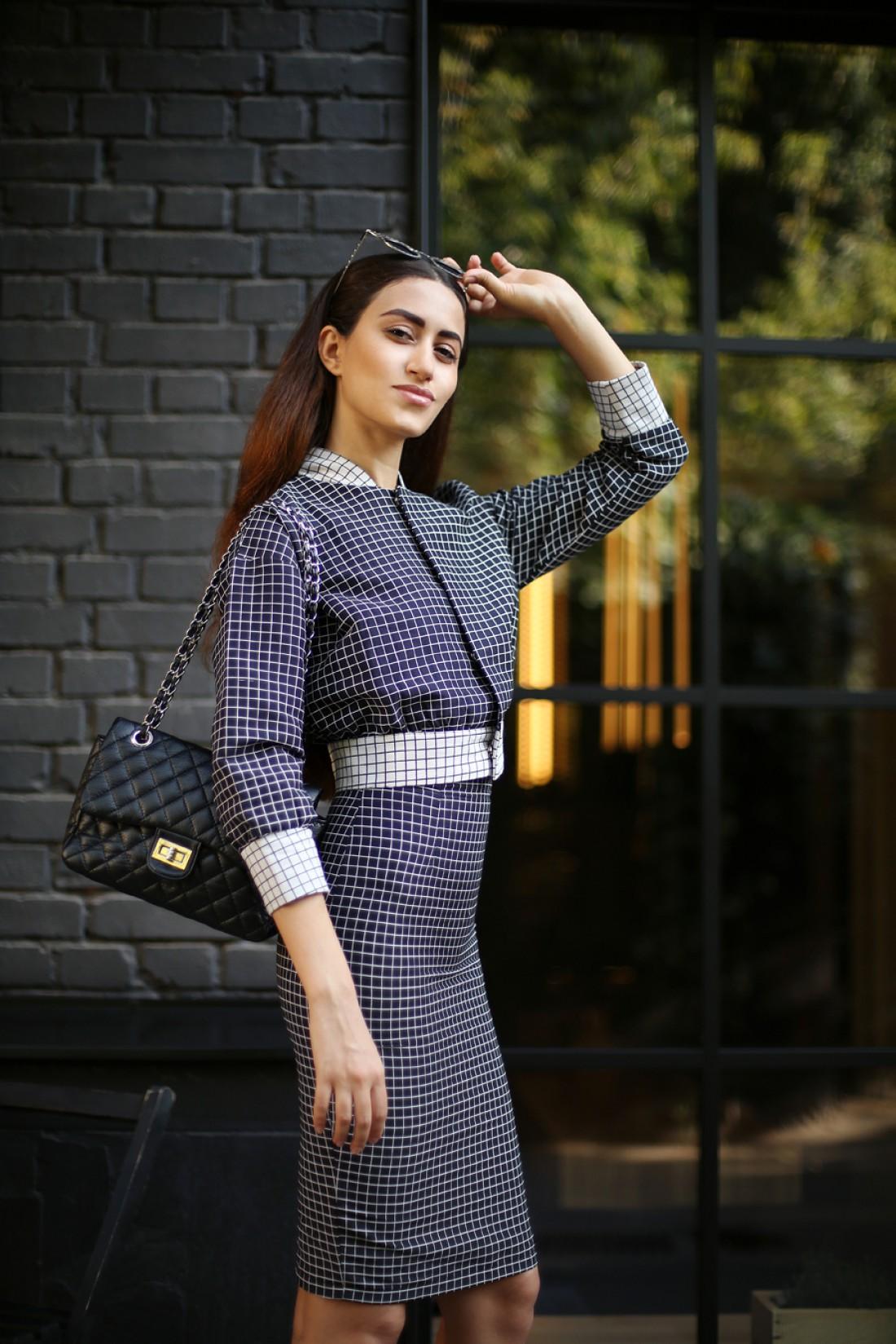 Модный блогер Тина Сизонова