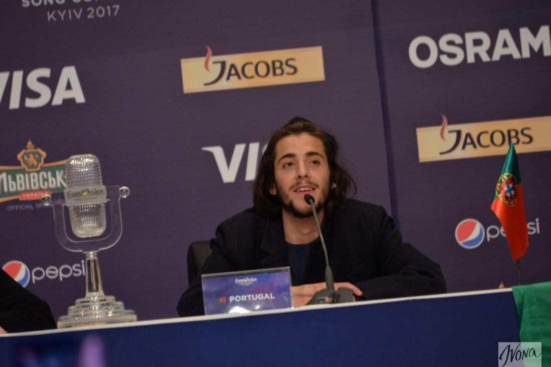 Победитель Евровидения 2017: Сальвадор Собрал