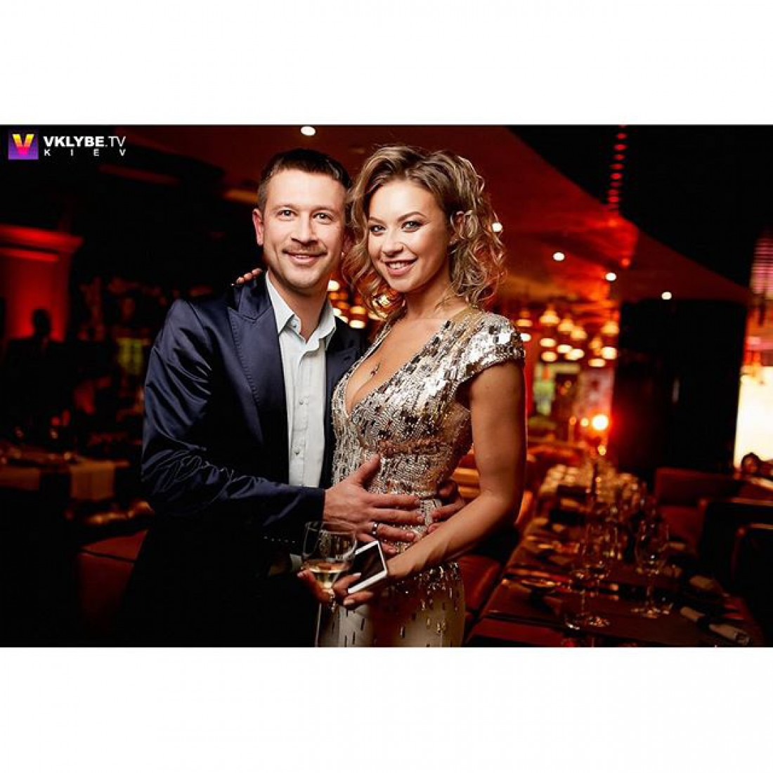 Полина и Дмитрий