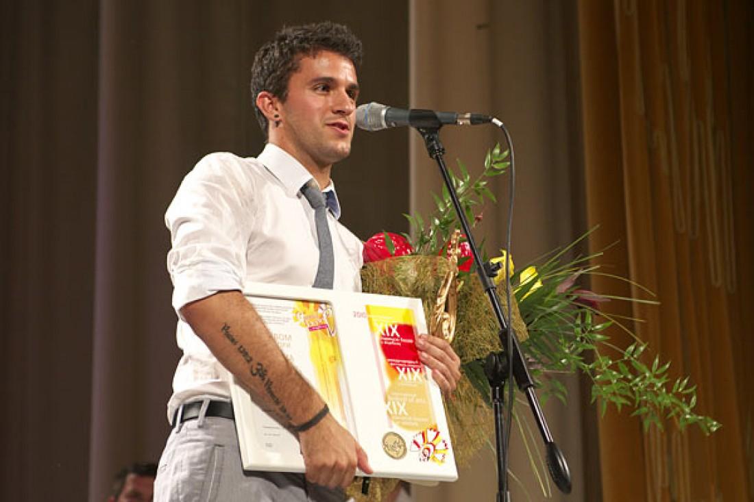 Новая волна 2015: Победитель - Дамир Кеджо (Хорватия)