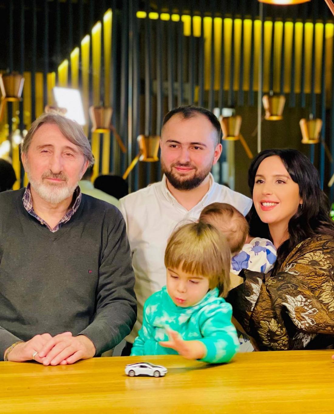 Джамала показала новые фото с семьей