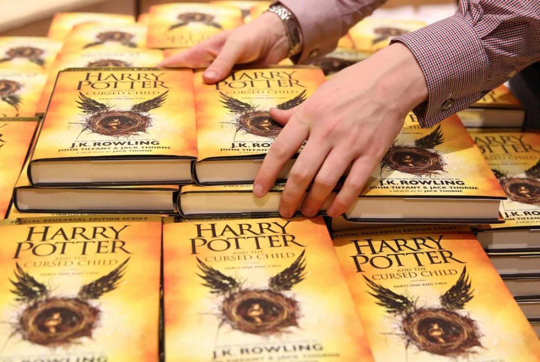 Гарри Поттер и проктлятое дитя