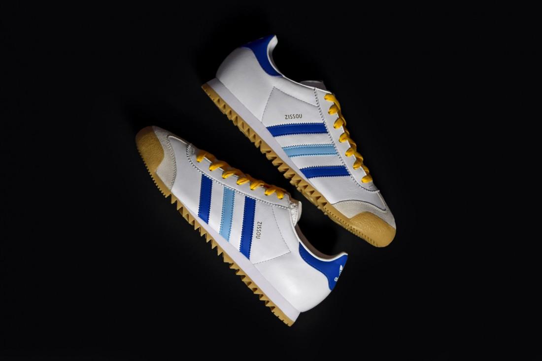 Adidas выпустили легендарные кроссовки из кинофильма