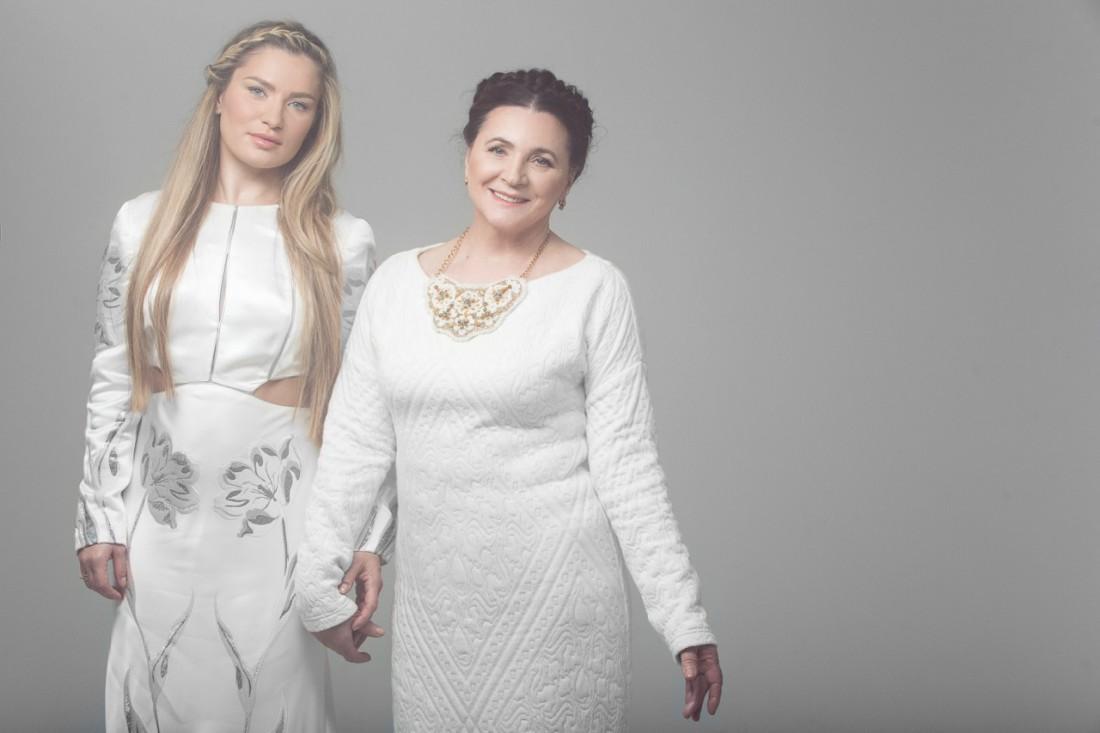 Юлиана Прадо и Нина Матвиенко
