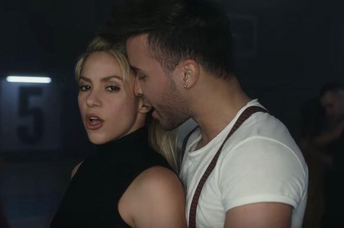 Шакира и Принс Ройс