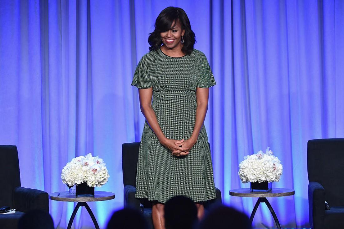 Дизайнеры поблагодарили Мишель Обаму за сотрудничество