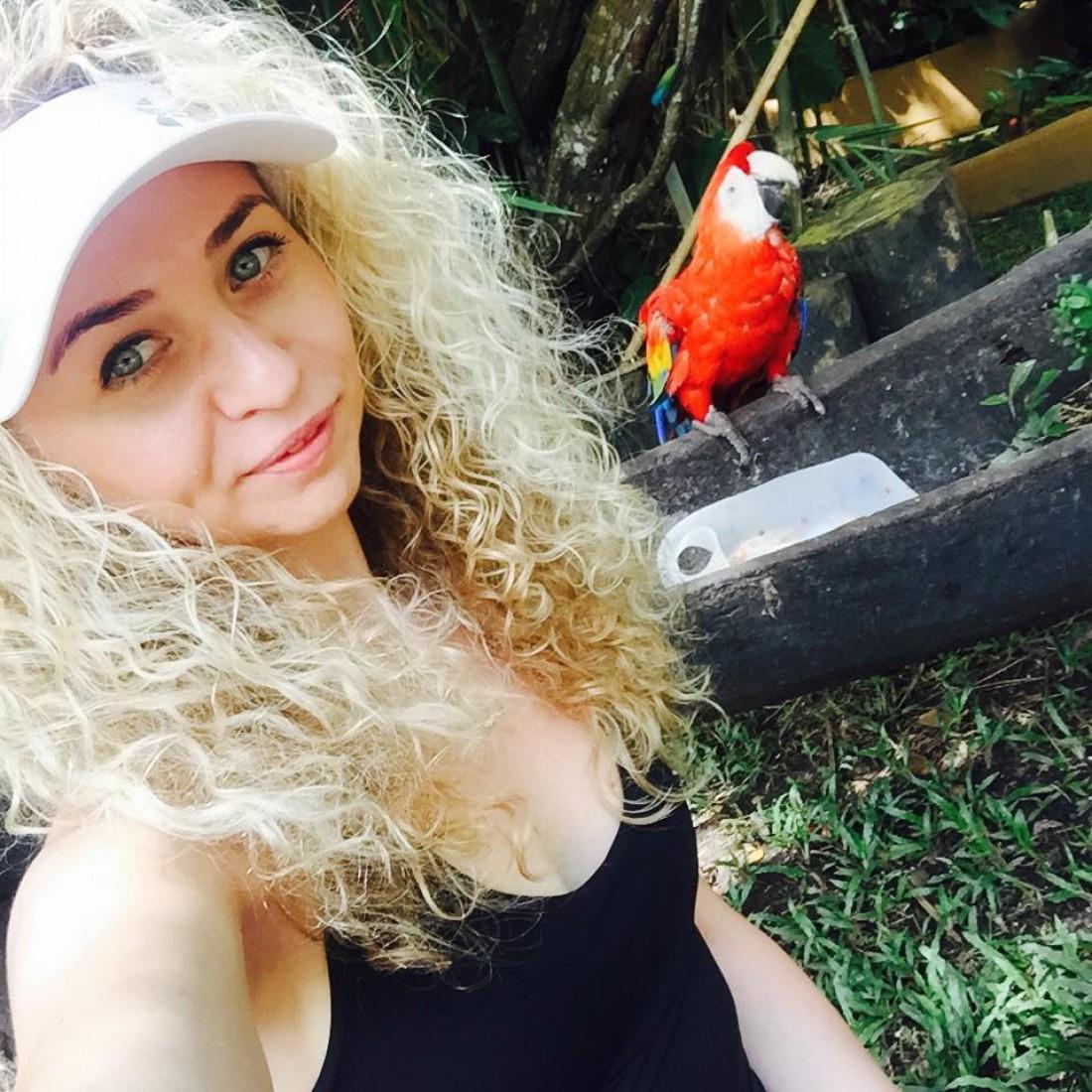 Анастасия Иванова попутешествовала по Венесуэле