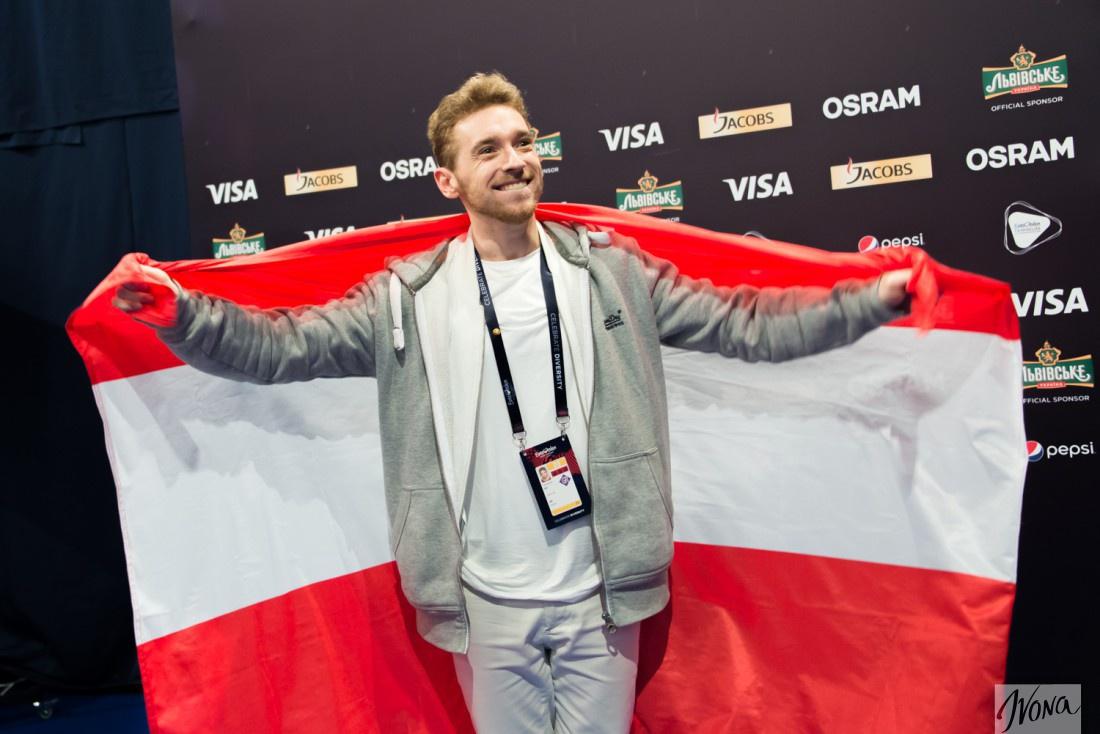 Евровидение 2017: Австрия – Натан Трент