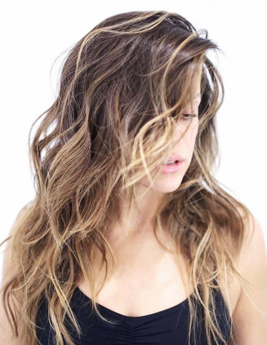 Модные оттенки для волос