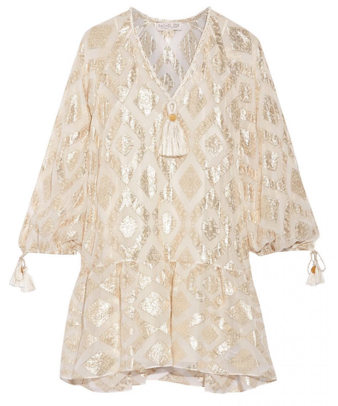 Платье с заниженной талией: вариант № 7