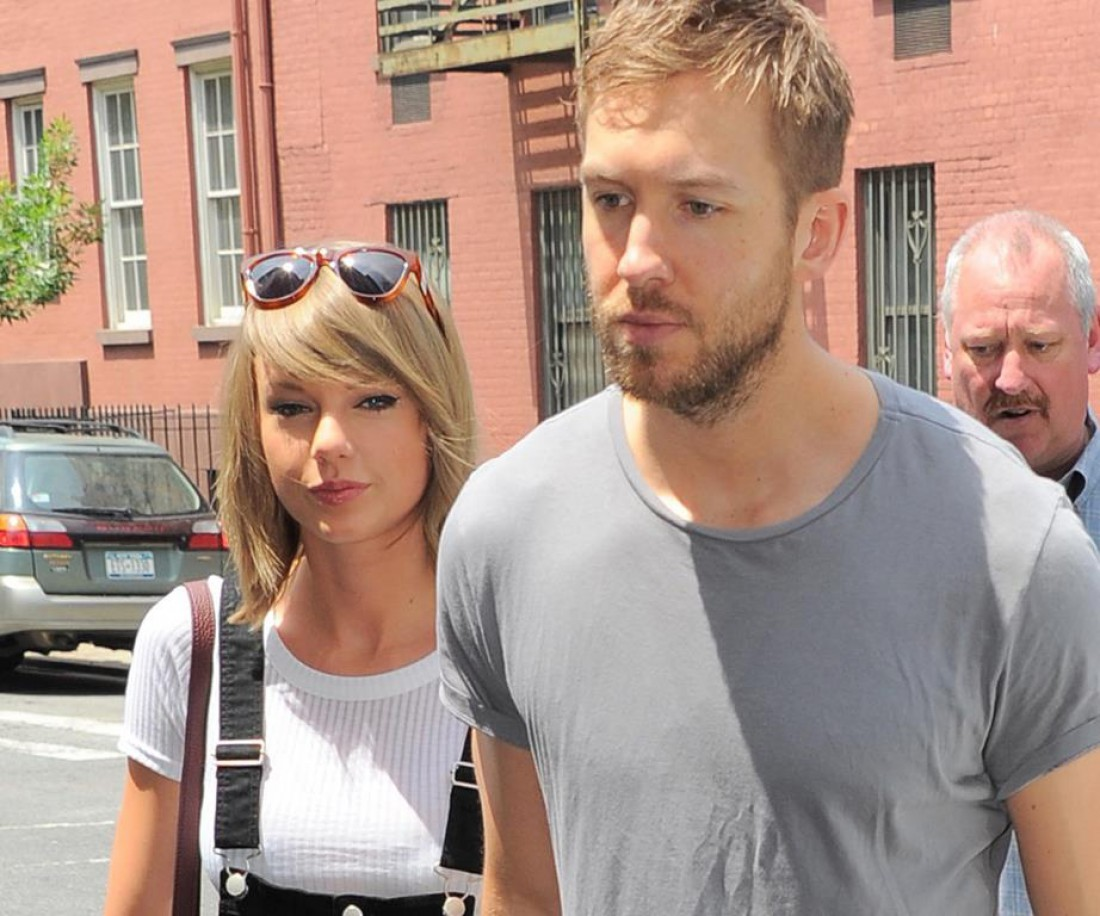Тейлор и Келвин летом 2015 года.