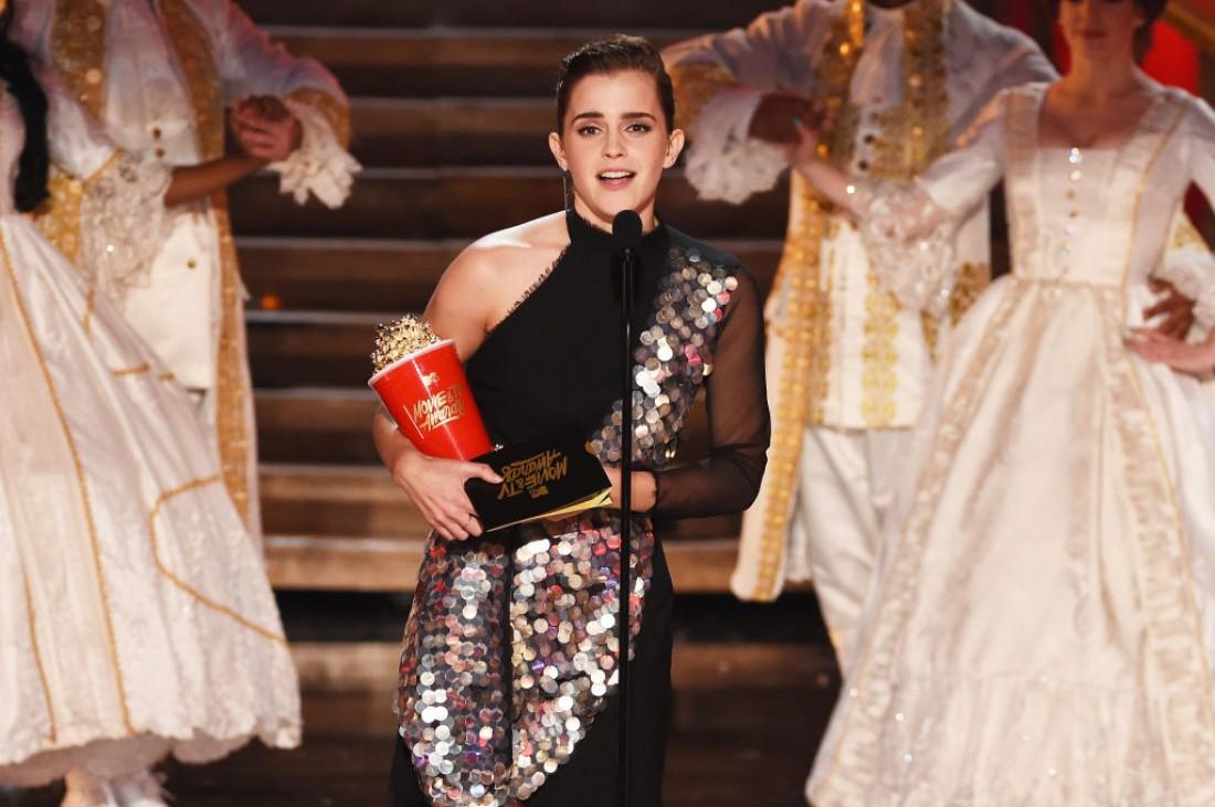 MTV Movie & TV Awards 2017: Эмма Уотсон
