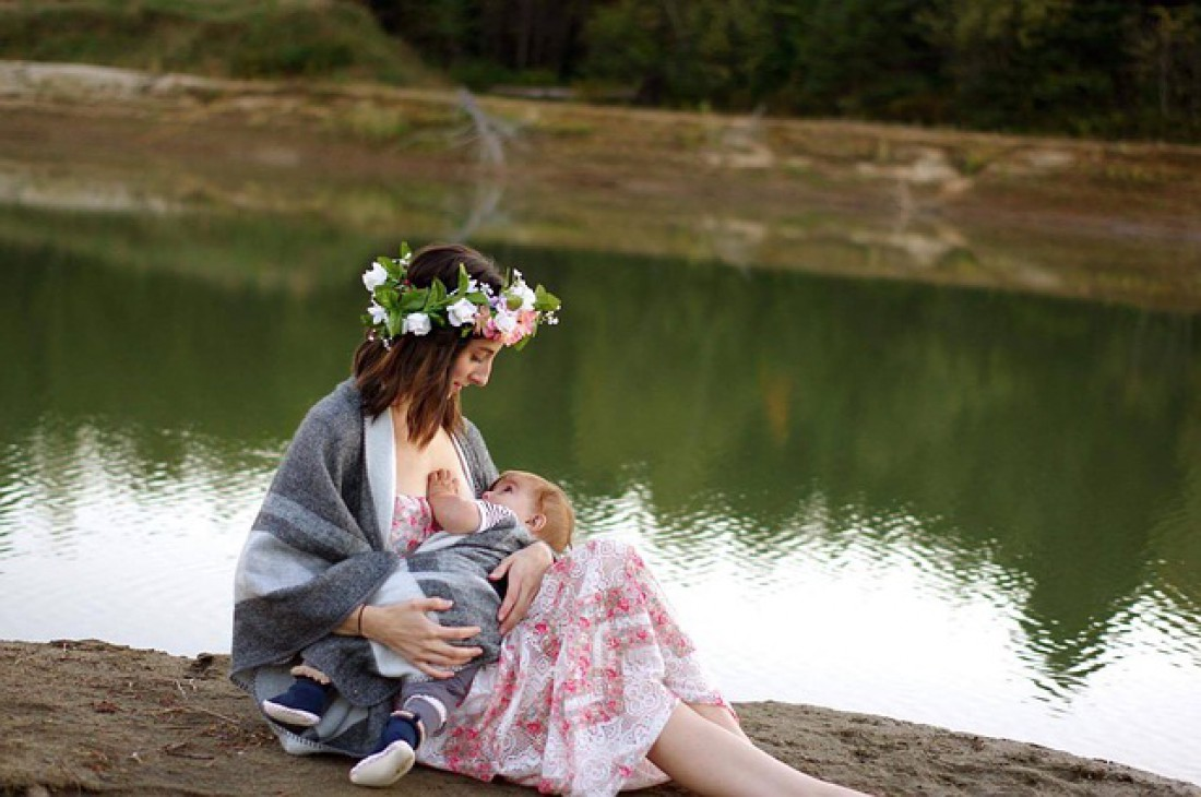 Вскармливание ребенка