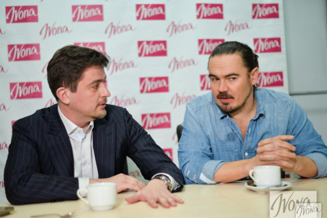 Павел и Олег обсудили будущую премию YUNA 2017