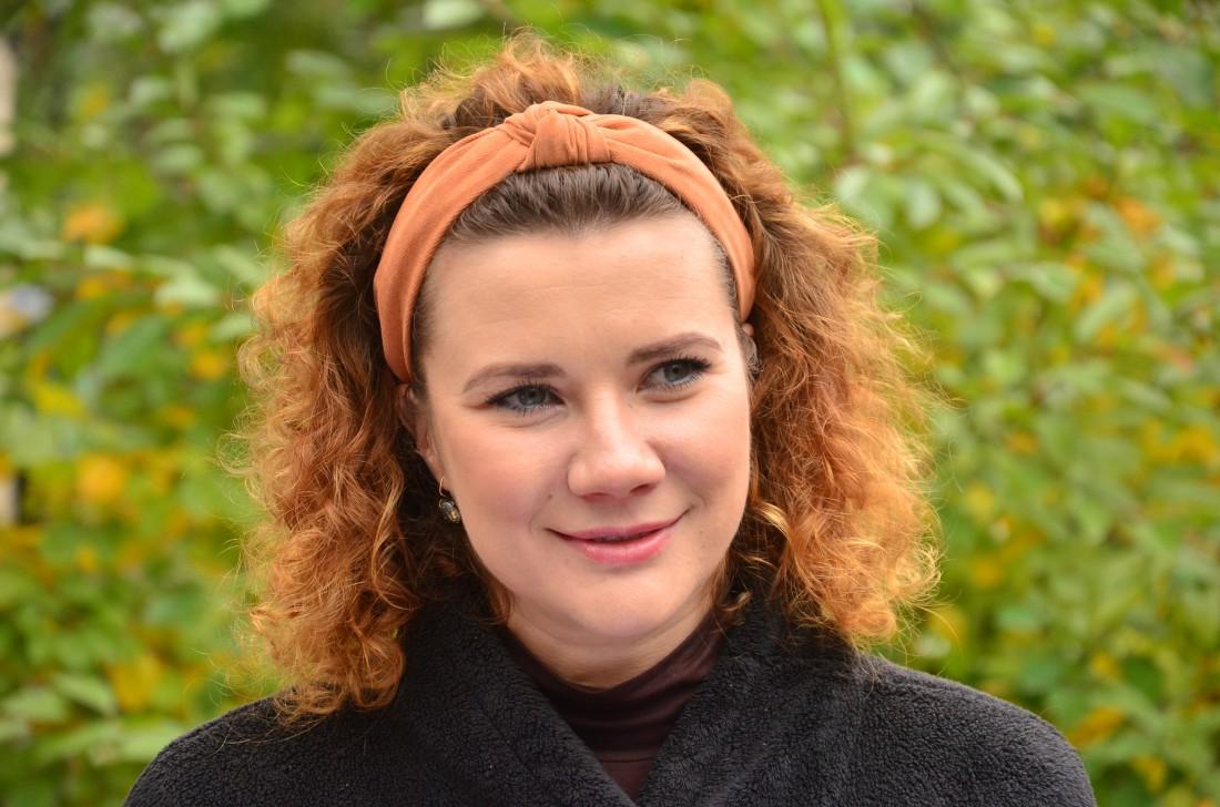 Актриса Инна Коляда о работе над сериалом