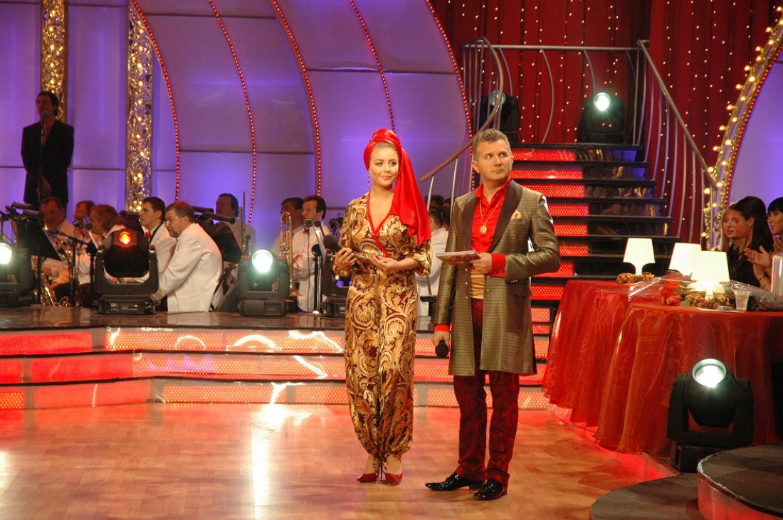 Тина Кароль и Юрий Горбунов. Архивное фото