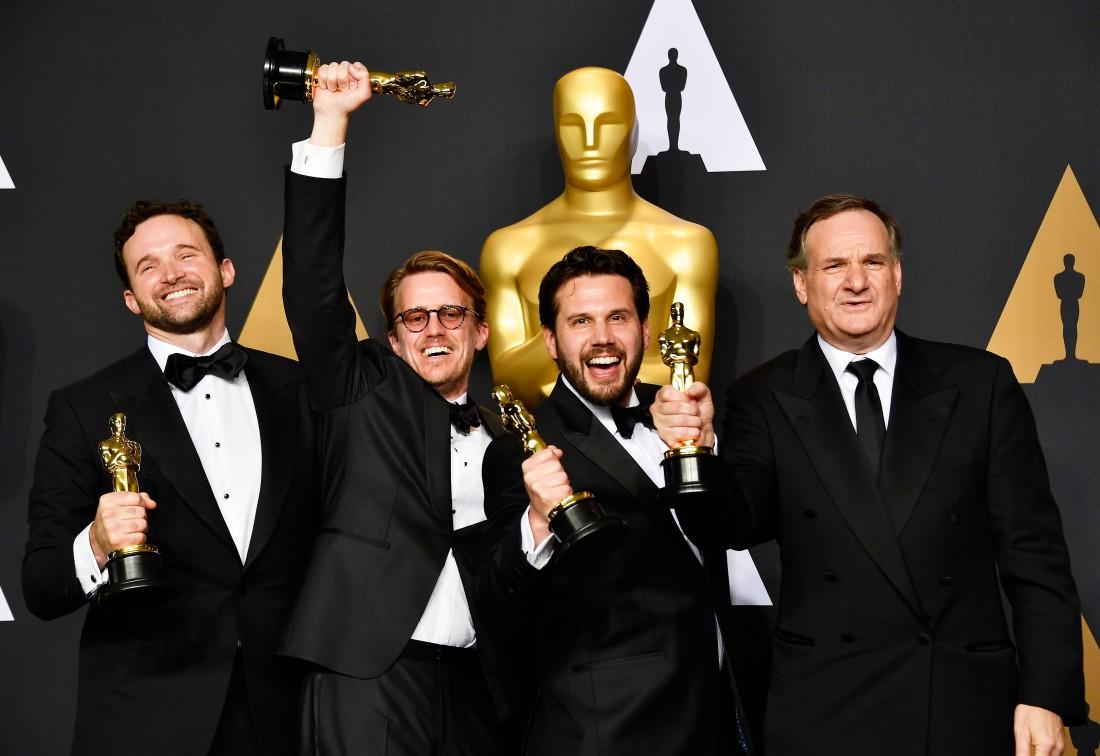 Оскар 2017: победители