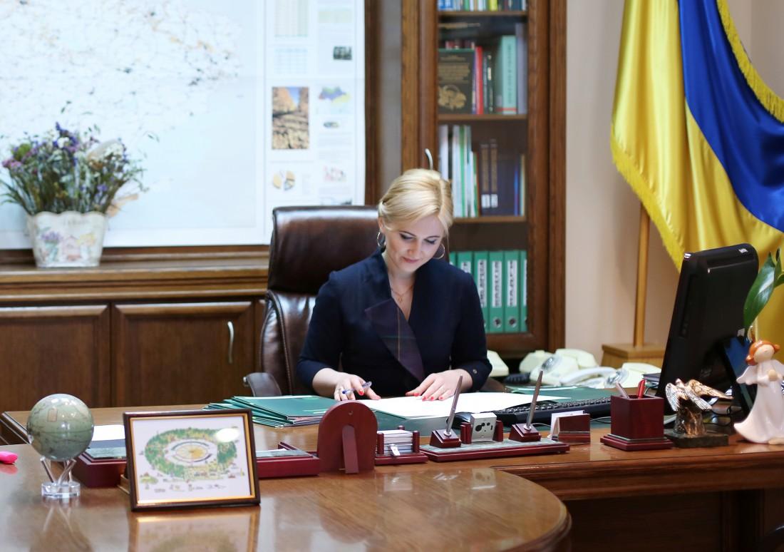 Кристина Юшкевич на работе