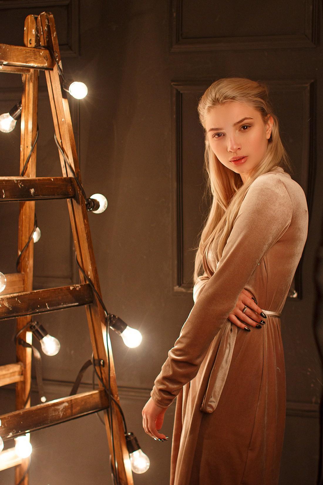 Анна Сулима украсила лукбук украинского бренда