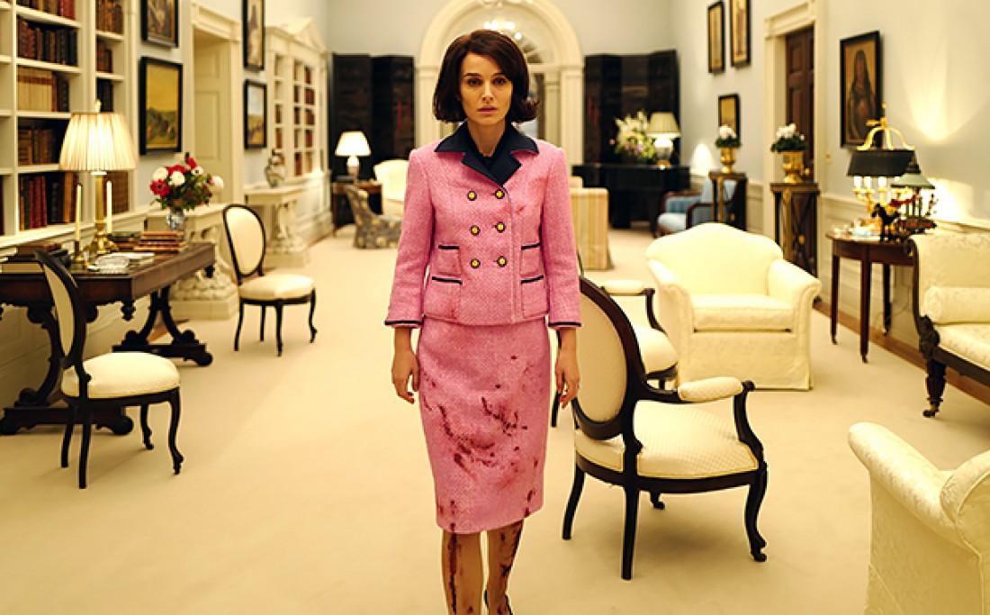 В день убийства супруга Джеки была в твидовом костюме от Chanel