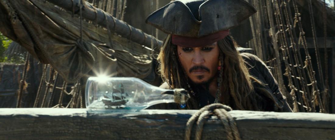 Пираты Карибского моря: Месть Салазара – Джонни Депп