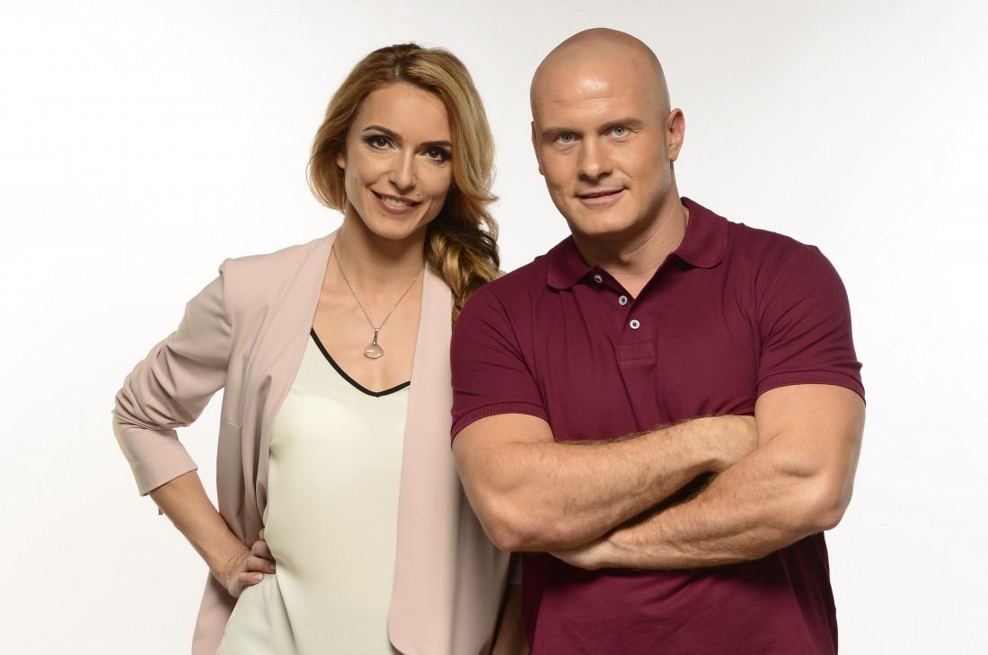 Марина Боржемская-Узелкова и Вячеслав Узелков