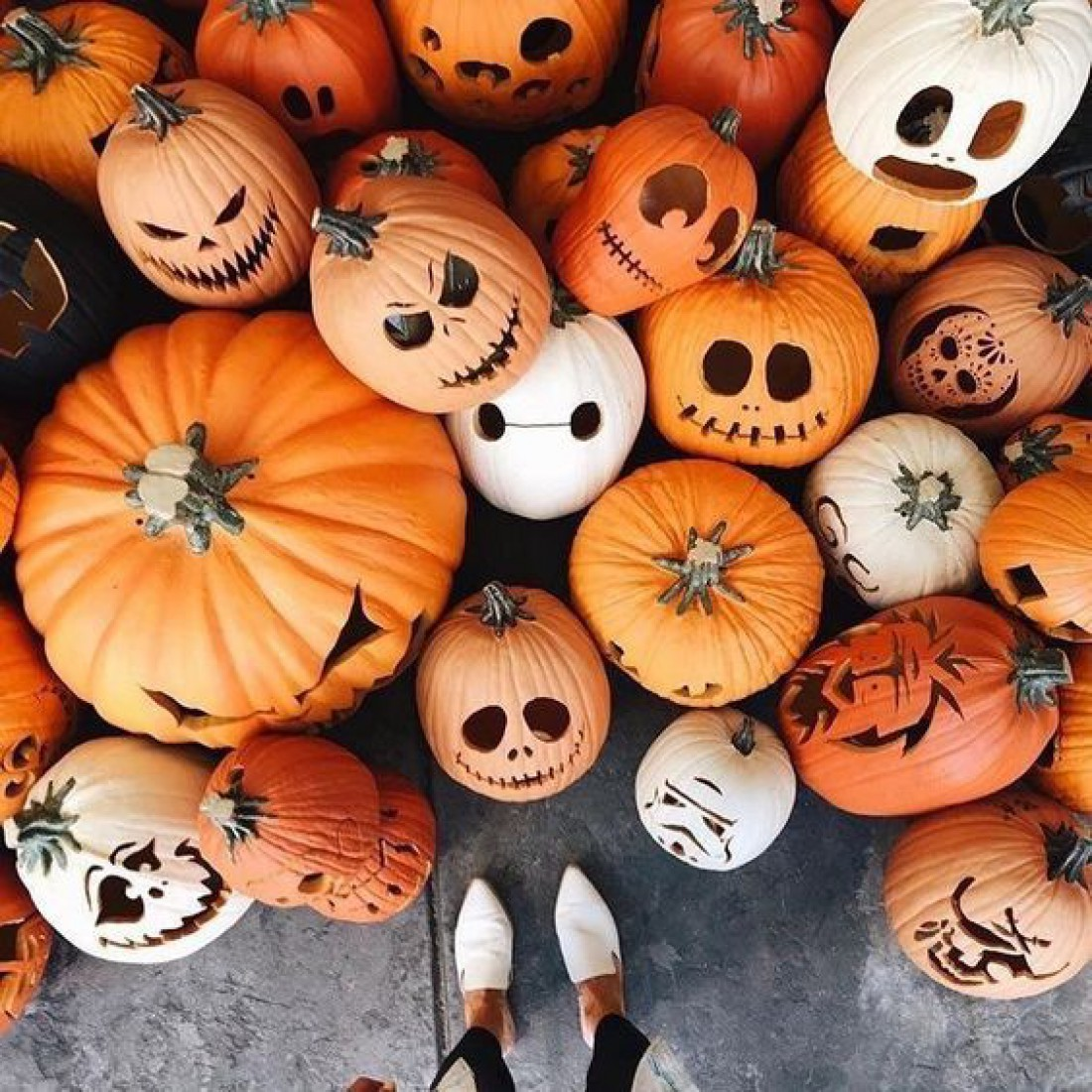 Декор на Хэллоуин за 5 минут: ТОП-5 полезных лайфхаков