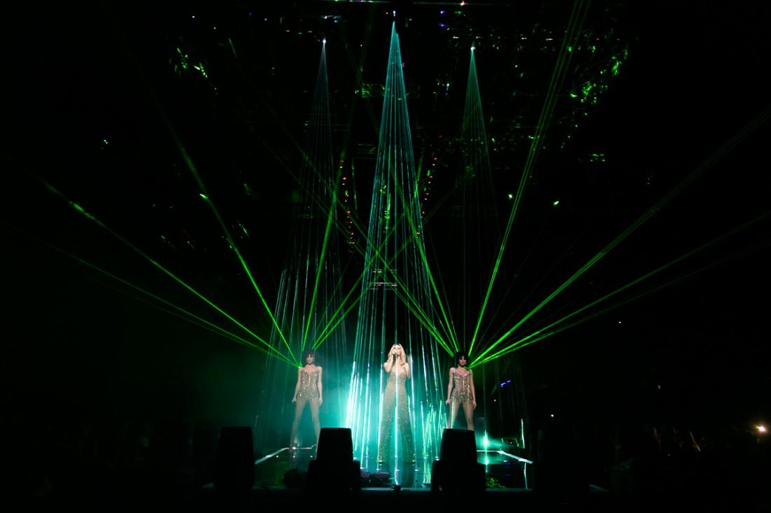Концерт LOBODA в Киеве