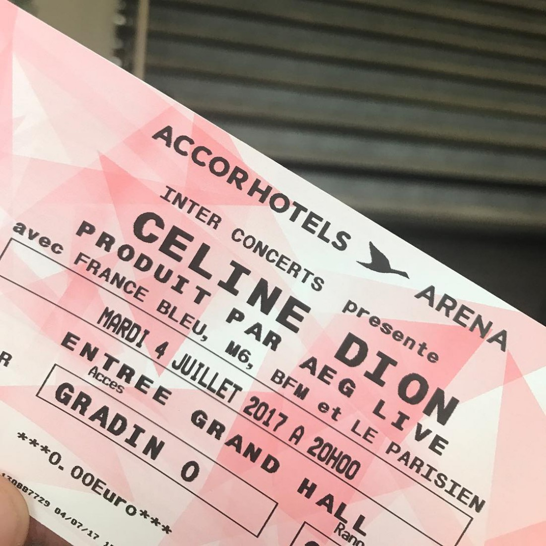 Билеты Киркорова на концерт Селин Дион