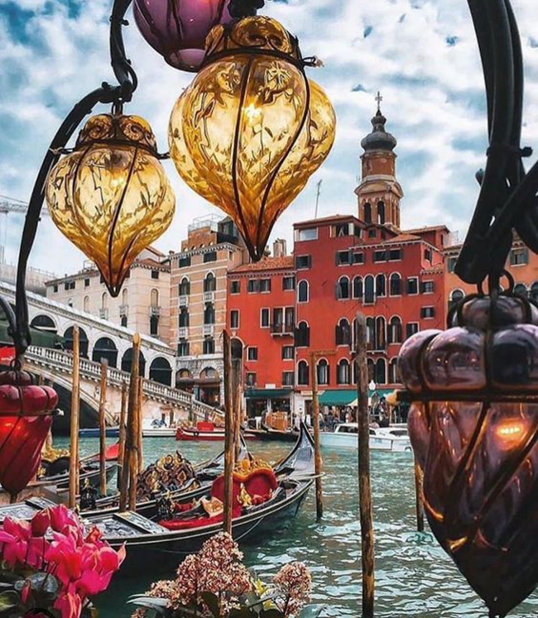 Венеция погрузит в атмосферу романтики даже самого закоренелого скептика
