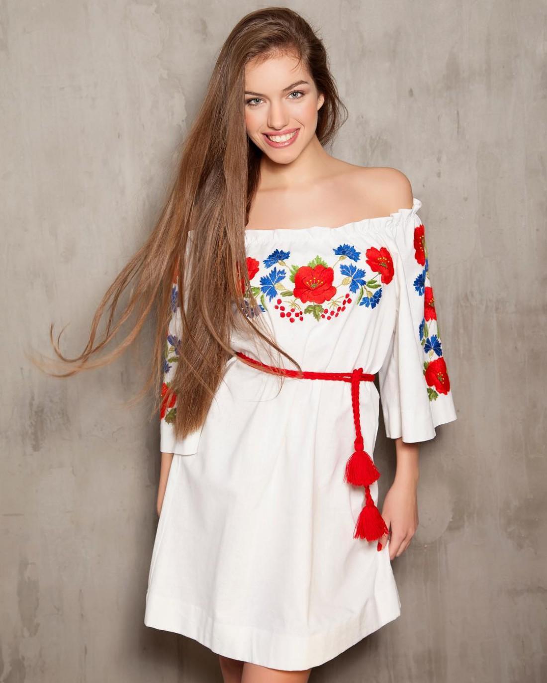 Мисс Украина 2016 - Александра Кучеренко