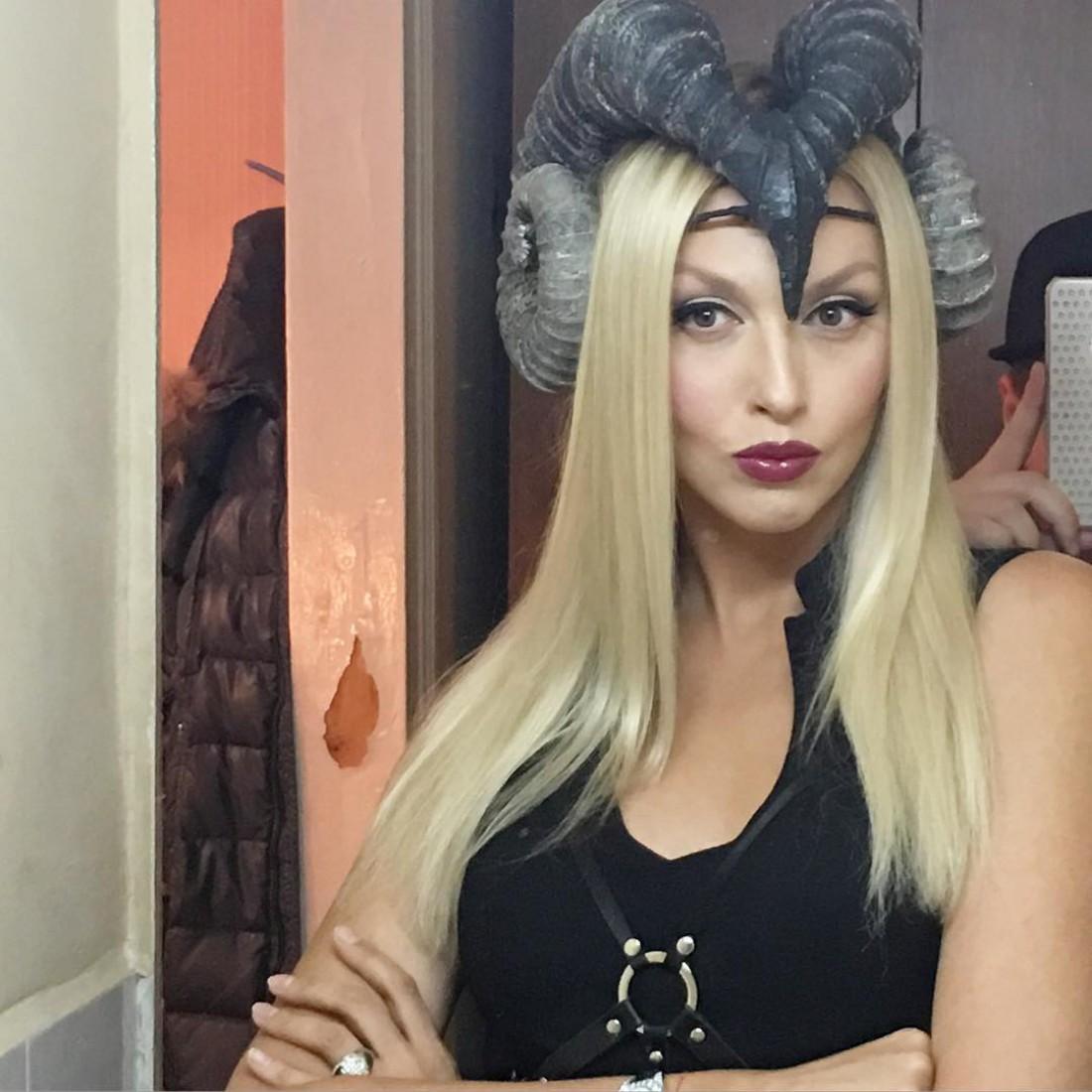Оля Полякова: Сейчас я очень мало покупаю одежды