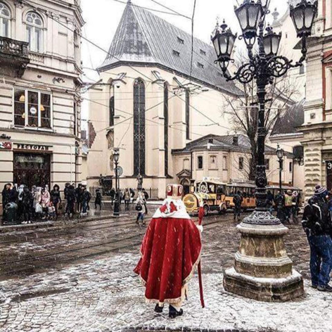 Где живет сказка? Резиденции святого Николая в Украине
