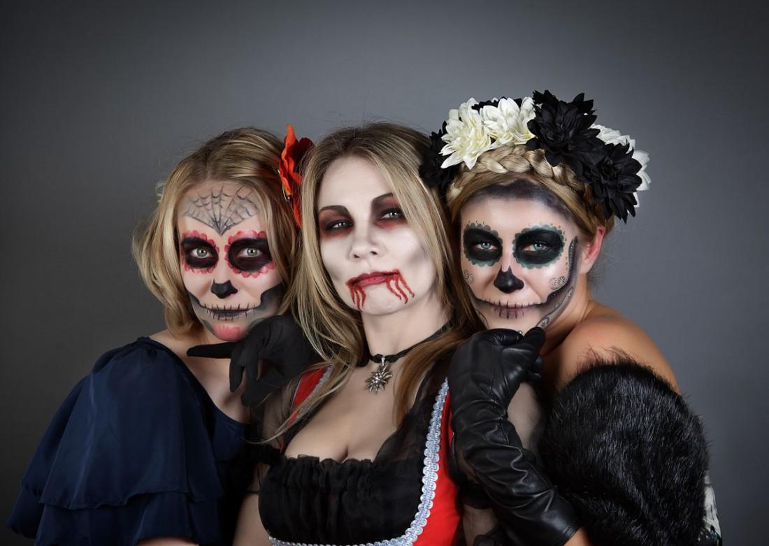 Яркие идеи образов для Хэллоуина 2015