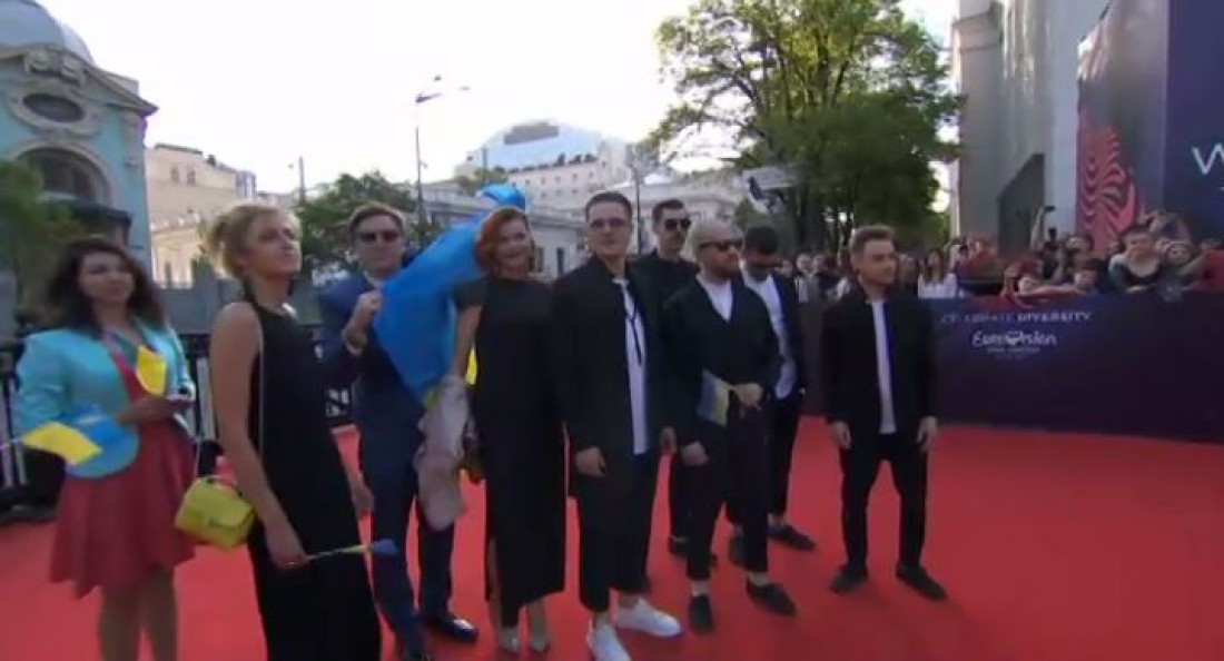 Евровидение 2017 в Украине: O.Torvald