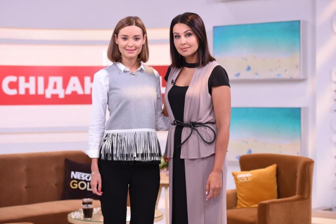 Зоя Литвин и Наталья Мосейчук